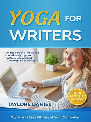 cover image of Yoga for Writers