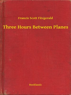 cover image of Three Hours Between Planes