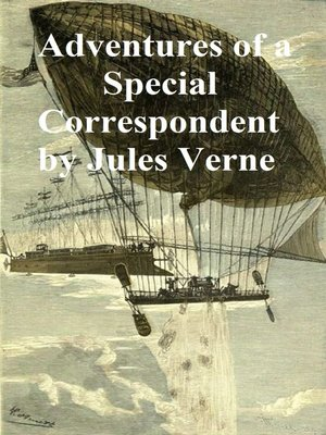 cover image of Adventures of a Special Correspondent