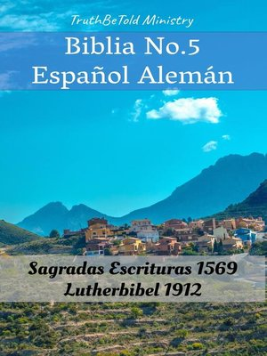 cover image of Biblia No.5 Español Alemán