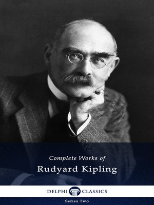 cover image of Delphi Complete Works of Rudyard Kipling