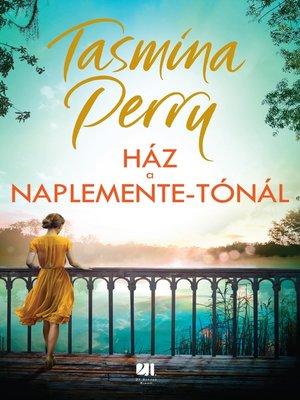 cover image of Ház a Naplemente-tónál