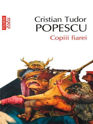 cover image of Copiii fiarei