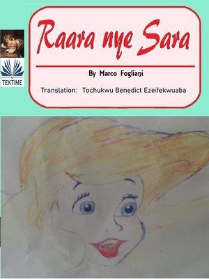 cover image of Raara Nye Sara