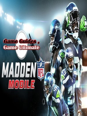 cover image of Madden NFL Mobile Walkthrough and Strategy Guide