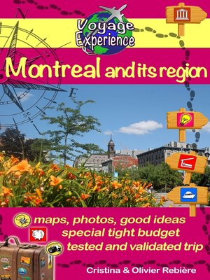 cover image of Montreal and its region