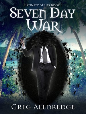 cover image of Seven Day War