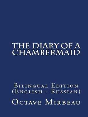 cover image of A Chambermaid's Diary