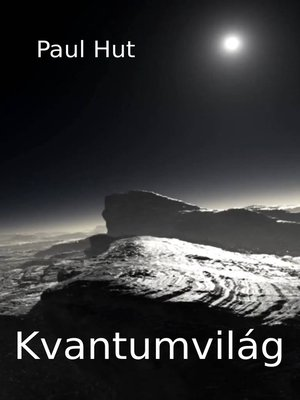 cover image of Kvantumvilág