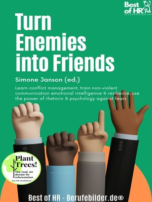 cover image of Turn Enemies into Friends