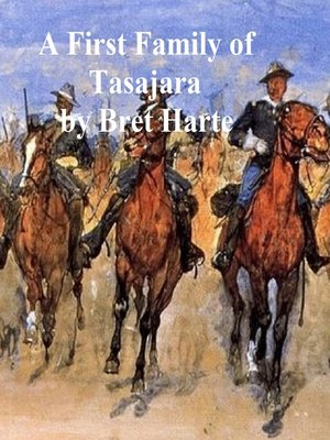 cover image of A First Family of Tasajara