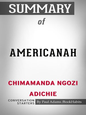 cover image of Summary of Americanah