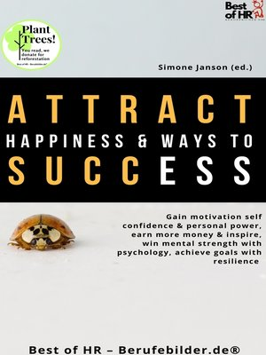 cover image of Attract Happiness & Ways to Success