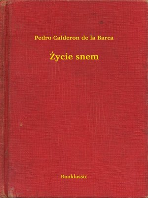 cover image of Życie snem