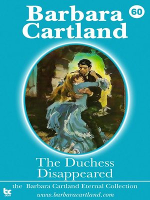 cover image of The Duchess Disappeared
