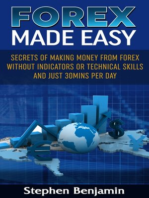 cover image of Secrets of Making Money from Forex Without Indicators or Technical Skills and Just 30 mins per day