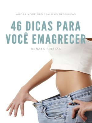cover image of 51 Dicas para você emagrecer