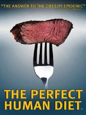 cover image of The Perfect Human Diet