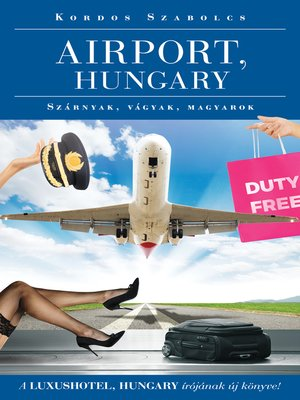 cover image of Airport, Hungary