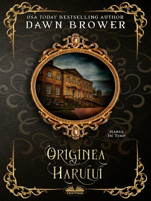 cover image of Originea Harului