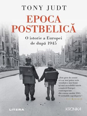 cover image of Epoca postbelica