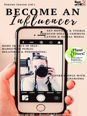 cover image of Become an Influencer