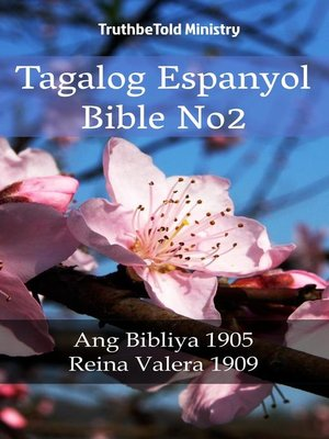cover image of Tagalog Espanyol Bible No2