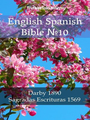 cover image of English Spanish Bible №10