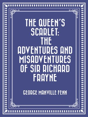 cover image of The Queen's Scarlet