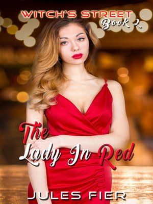cover image of The Lady In Red