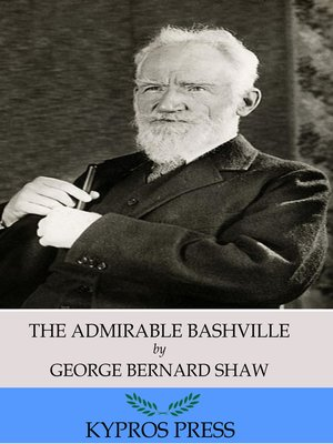 cover image of The Admirable Bashville