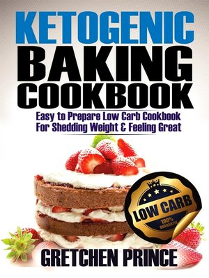 cover image of Ketogenic Baking Cookbook