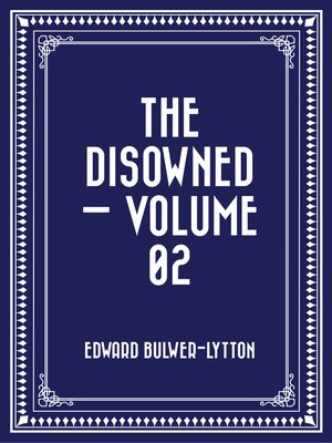 cover image of The Disowned — Volume 02