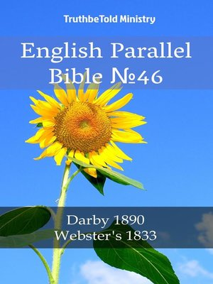 cover image of English Parallel Bible No46