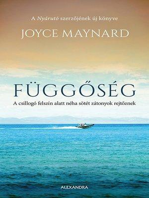 cover image of Függőség