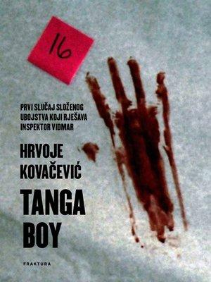 cover image of Tanga boy