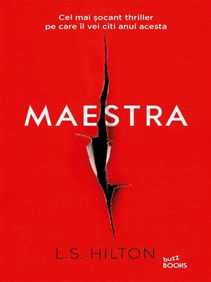 cover image of Maestra