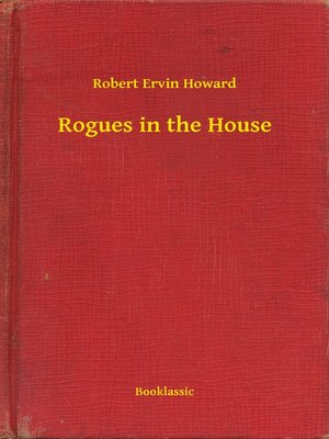 cover image of Rogues in the House
