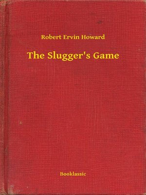 cover image of The Slugger's Game