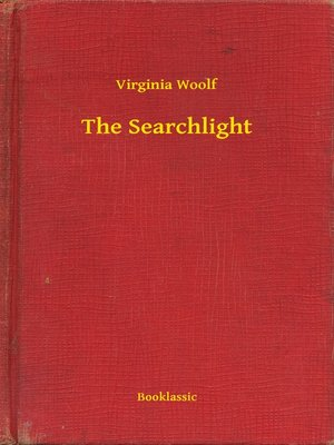 cover image of The Searchlight
