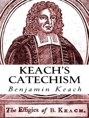 cover image of Keach's Catechism