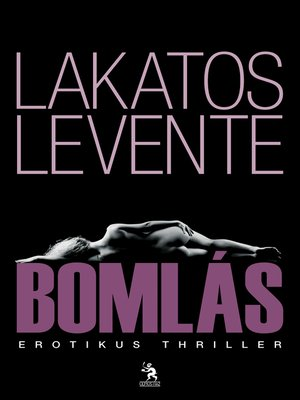 cover image of Bomlás