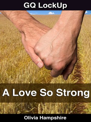 cover image of A Love so Strong