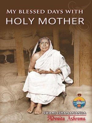 cover image of My Blessed Days with Holy Mother