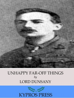cover image of Unhappy Far-Off Things