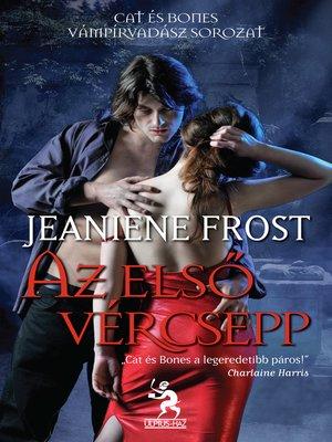 cover image of Az első vércsepp