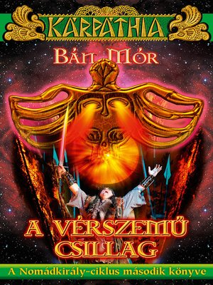 cover image of A vérszemű csillag