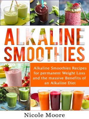 cover image of Alkaline Smoothies
