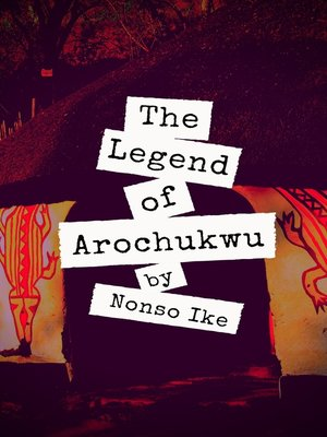 cover image of The Legend of Arochukwu
