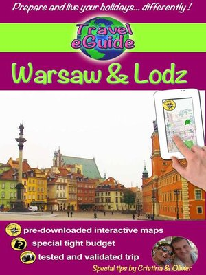 cover image of Travel eGuide: Warsaw & Lodz